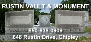 Rustin Vault & Monument