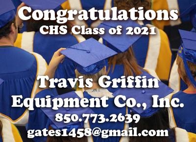 Travis Griffin Equipment